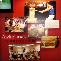 Basque Museum and Cultural Center Exhibit