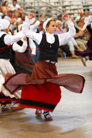 Basque Dancer Spins
