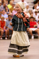 Young Basque Dancer